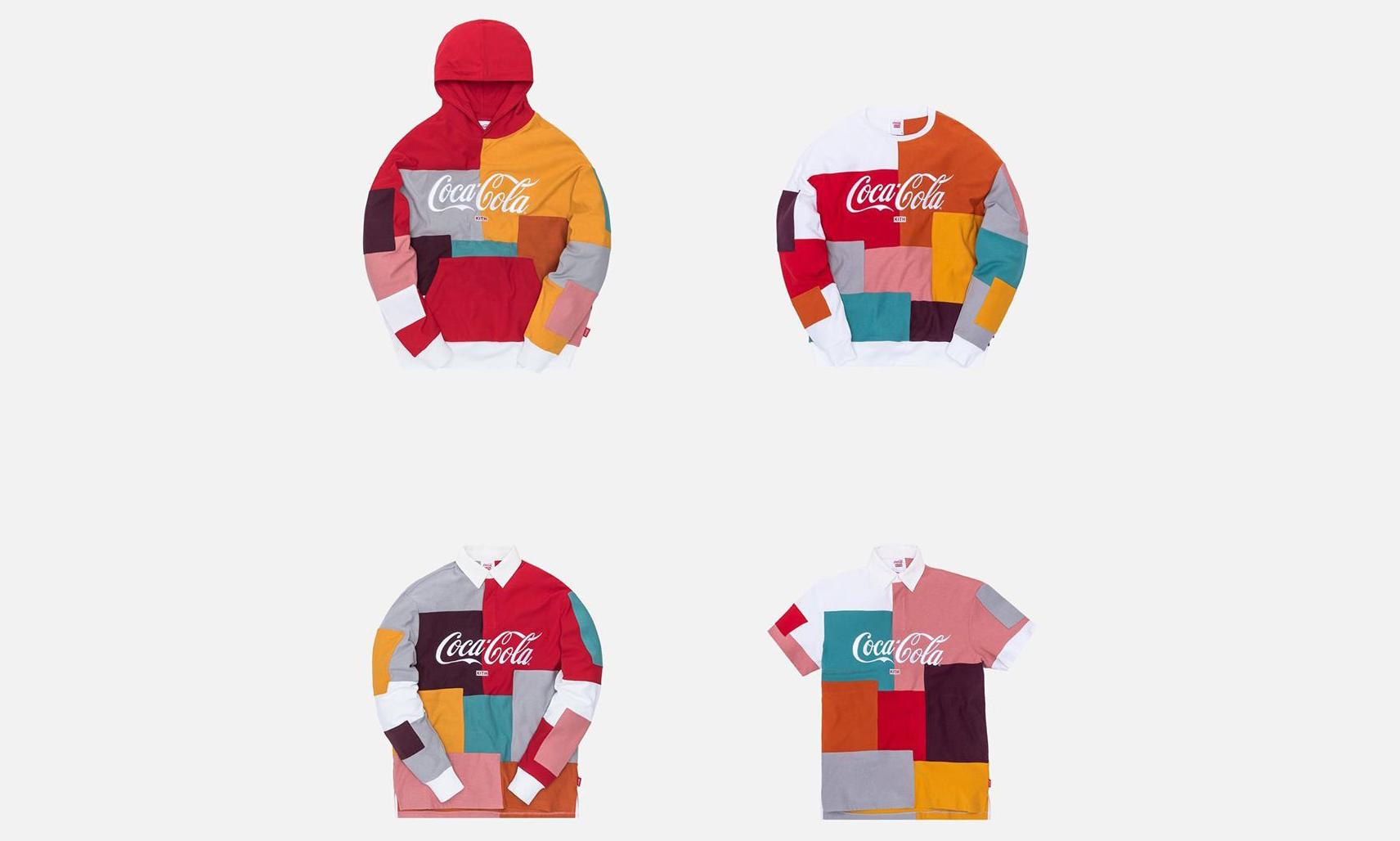 可口可乐 x KITH 联名系列首辑 4 款将于今晚 23 点首发