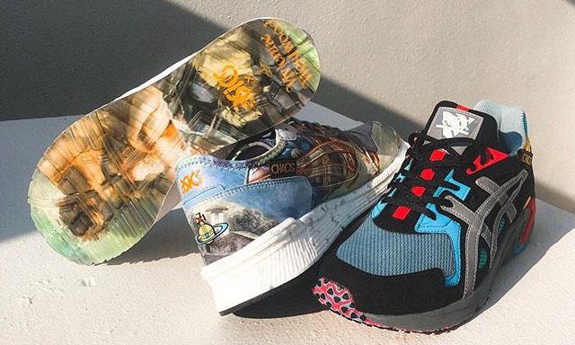 抢先预览 Vivienne Westwood x ASICS 全新联名鞋款