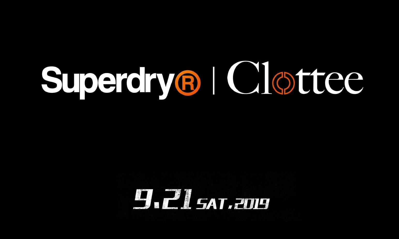 陈冠希预告全新 Superdry x CLOTTEE 联名系列