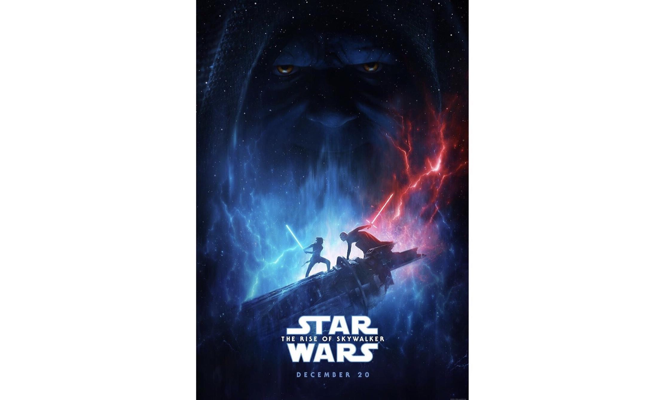 《星球大战:天行者崛起》预告海报现身 D23 展会