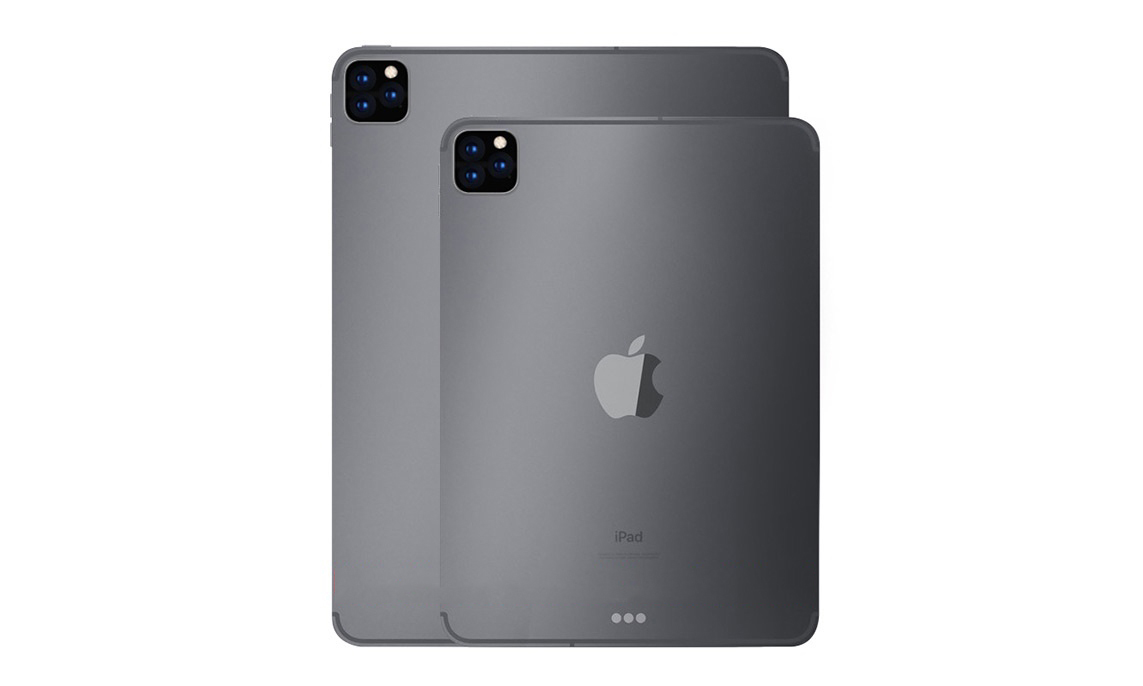 新 iPad Pro 或将同样采用浴霸摄像头
