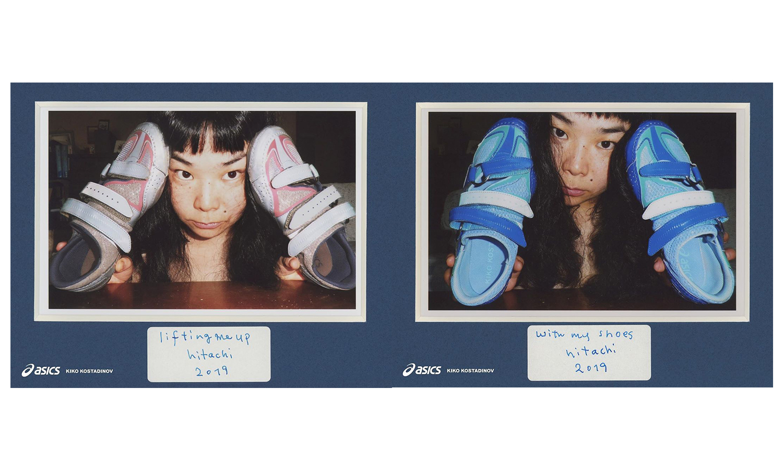 Kiko Kostadinov x ASICS Gessirit 鞋款即将于 Dover Street Market 发售