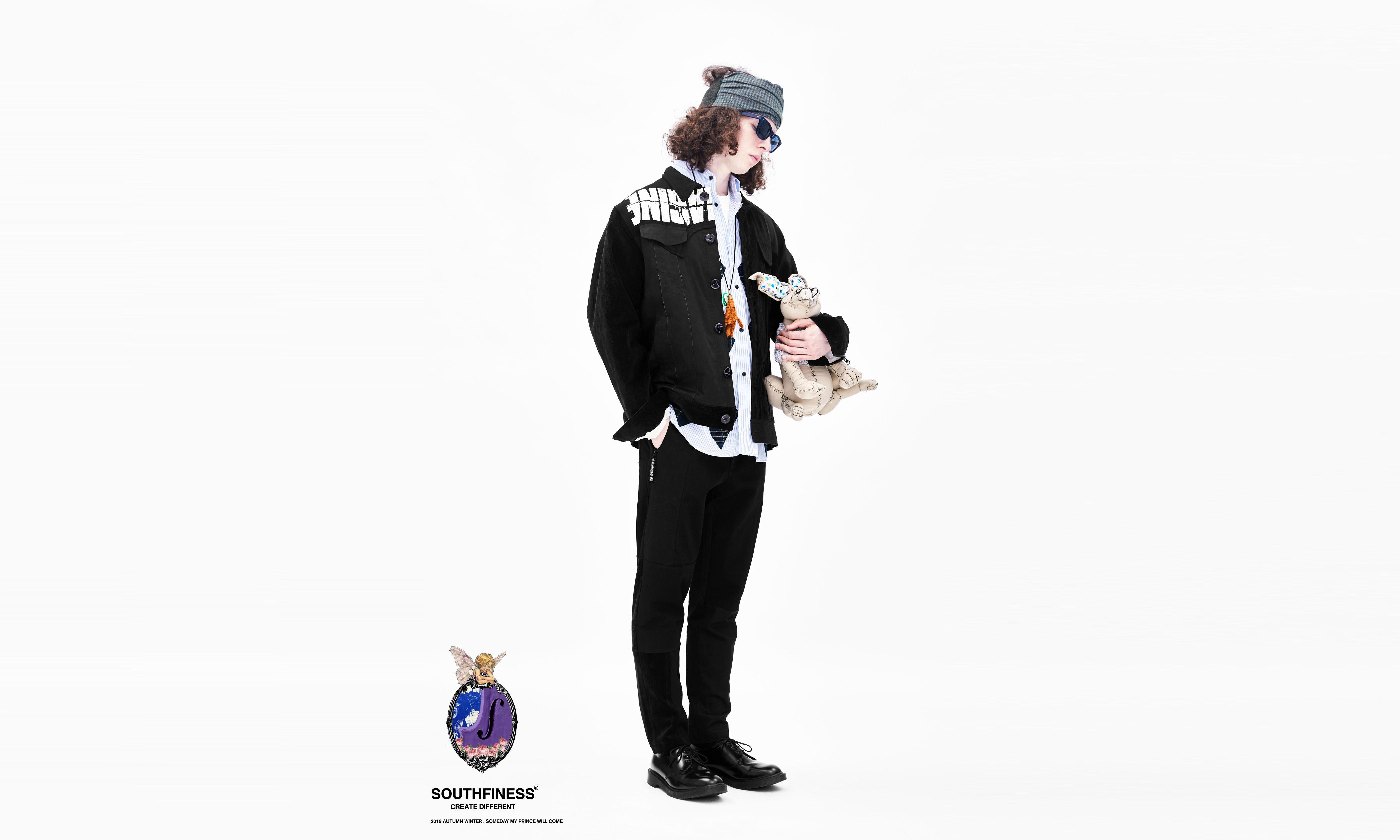 SOUTHFINESS 2019 秋冬系列造型 Lookbook 发布