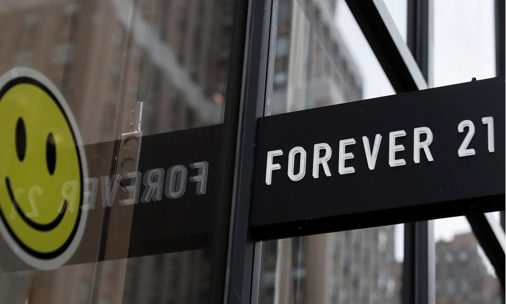 没有什么是 Forever 的?Forever 21 正式提交破产保护申请
