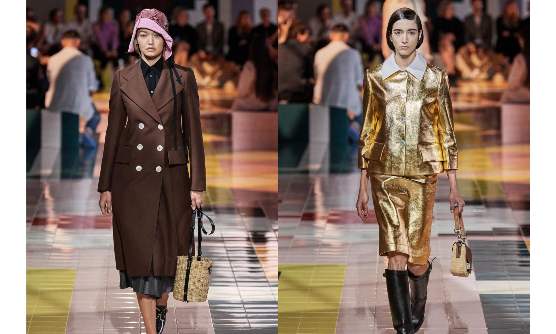 金子般的纯美,Prada 2020 春夏系列秀场回顾