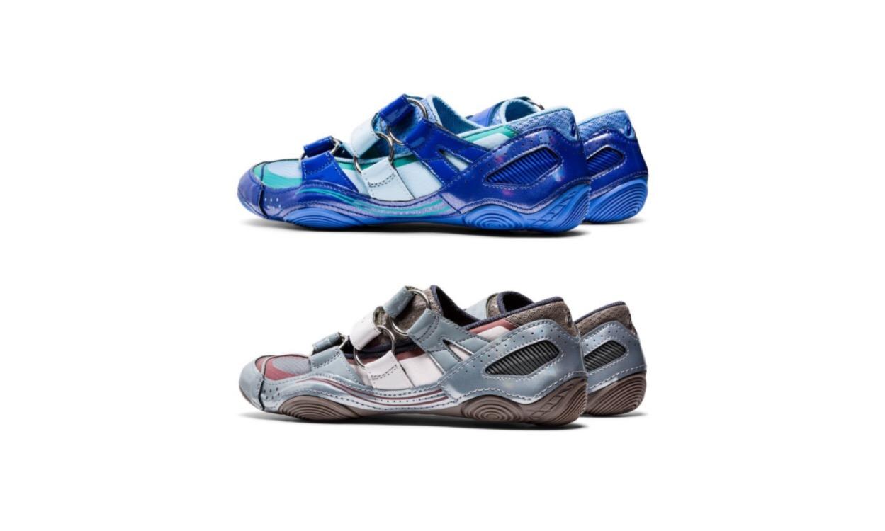 Kiko Kostadinov x ASICS Gessirit 联名鞋款发售确定