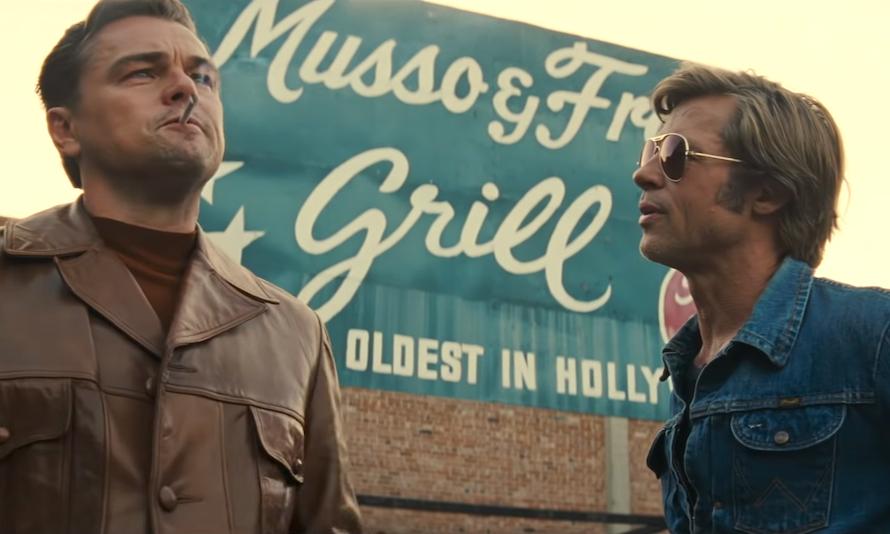 确认定档,《好莱坞往事》将于 10 月 25 号在国内院线上映