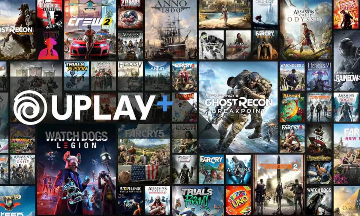 育碧 Uplay+ 游戏订阅服务今日正式开启,上百款大作可免费体验
