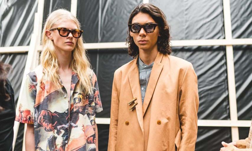 首次登上巴黎时装周,高街品牌 RHUDE 2020 春夏系列秀场回顾
