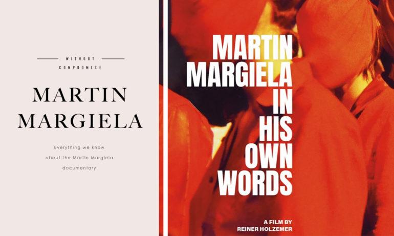 Martin Margiela 最新纪录片确定上映日期