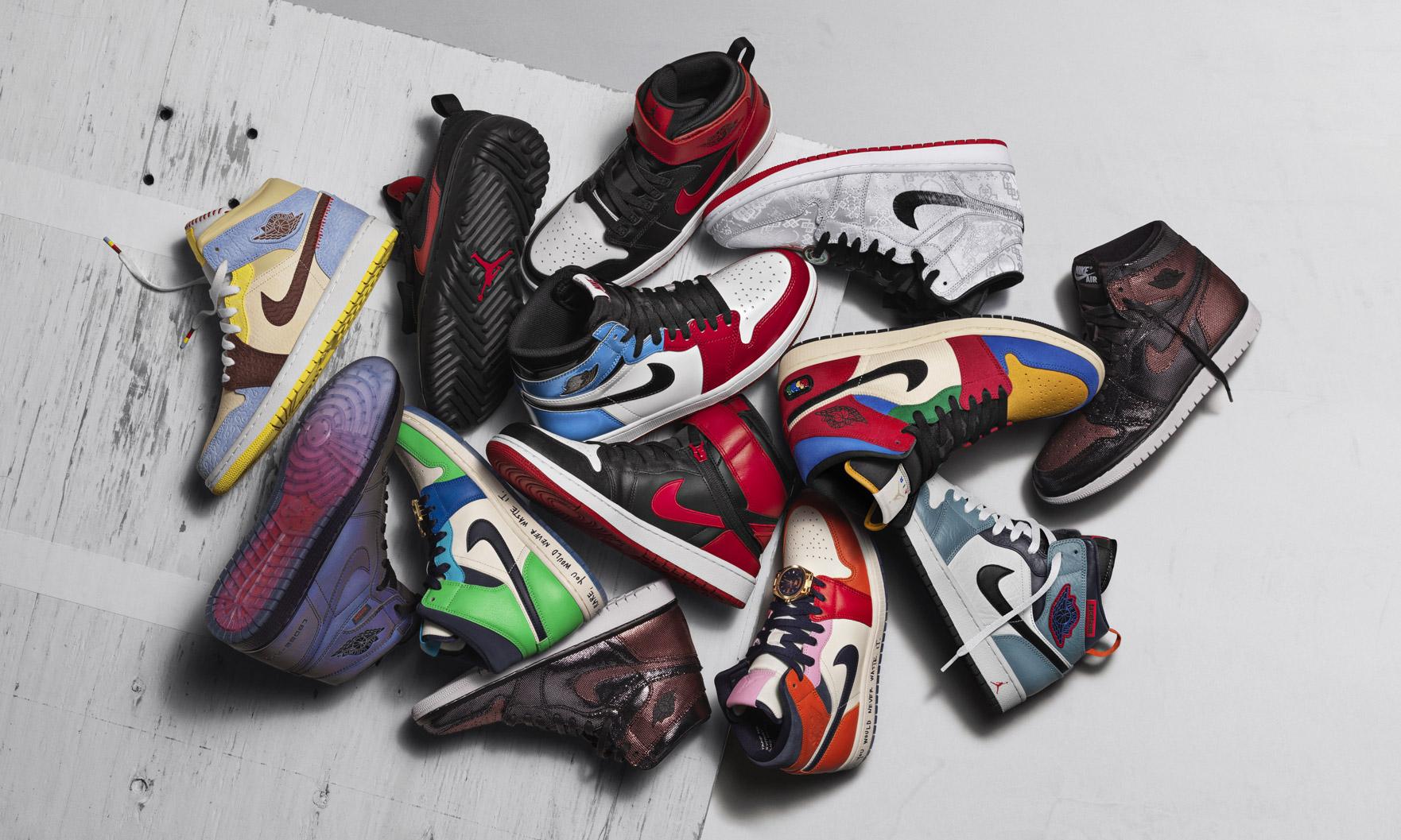 Air Jordan I「The Fearless Ones」饕餮盛宴全览