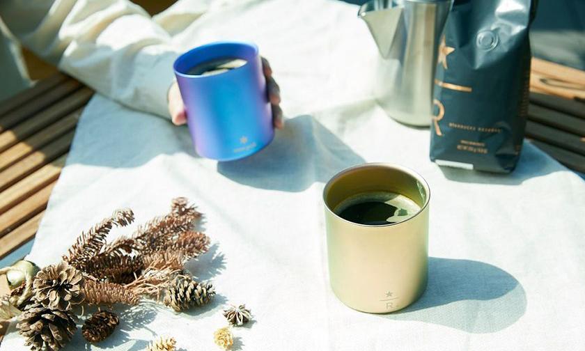 首次联乘,日本 Starbucks x Snow Peak 推出幻彩杯系列