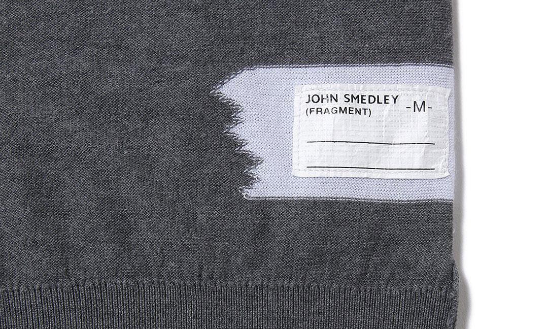奢华限定,藤原浩发布 fragment design x John Smedley 联名预览