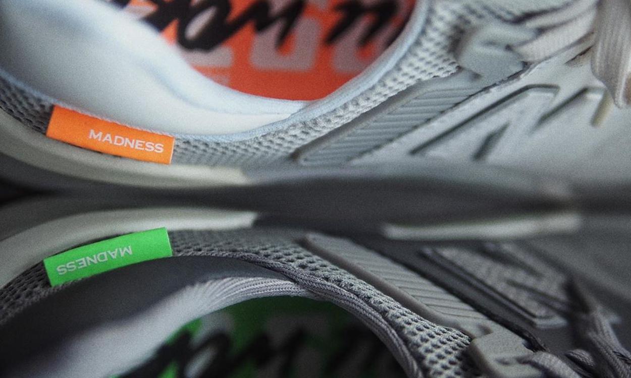 MADNESS x New Balance 全新联乘鞋款更多细节曝光