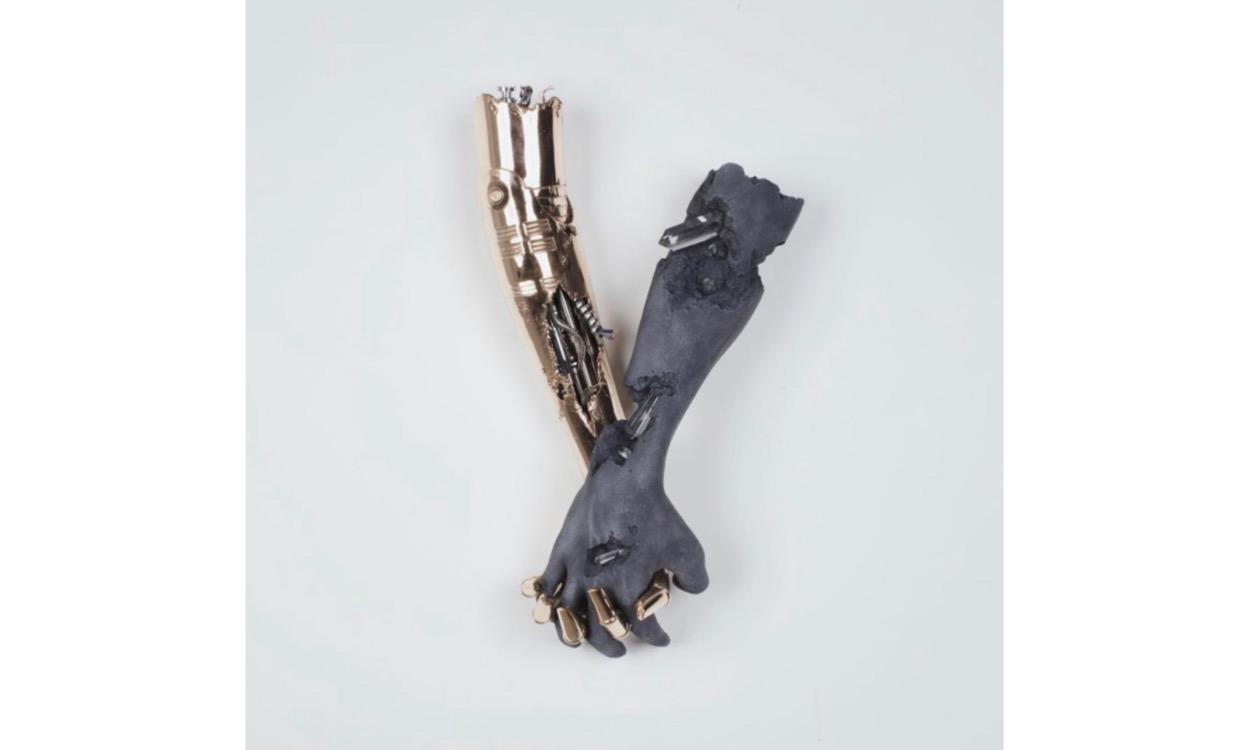 空山基 x Daniel Arsham 合作艺术展览即将开幕