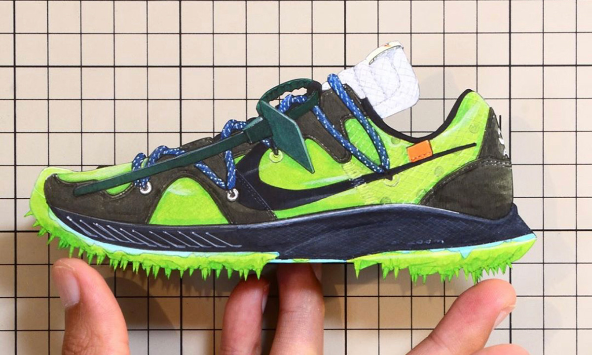 有些人喜欢球鞋的方式,并不是要拥有什么鞋子