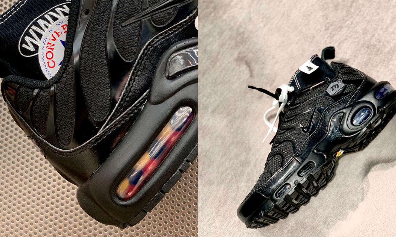 Nike®+Converse®订制鞋款惊艳亮相