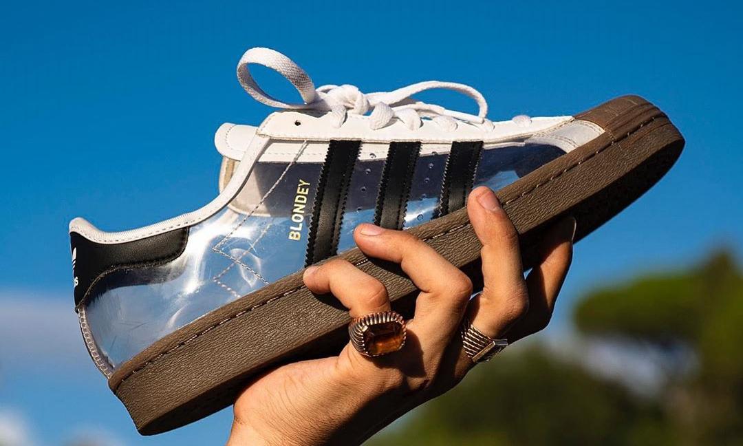 Blondey McCoy x adidas Originals 联名 Superstar 释出