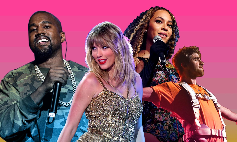 福布斯公布 2019 年度音乐人收入 TOP 40 榜单