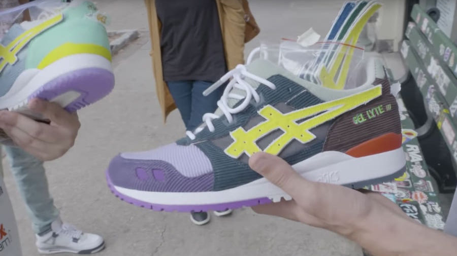 Sean Wotherspoon x atmos x ASICS 联名鞋款全貌曝光
