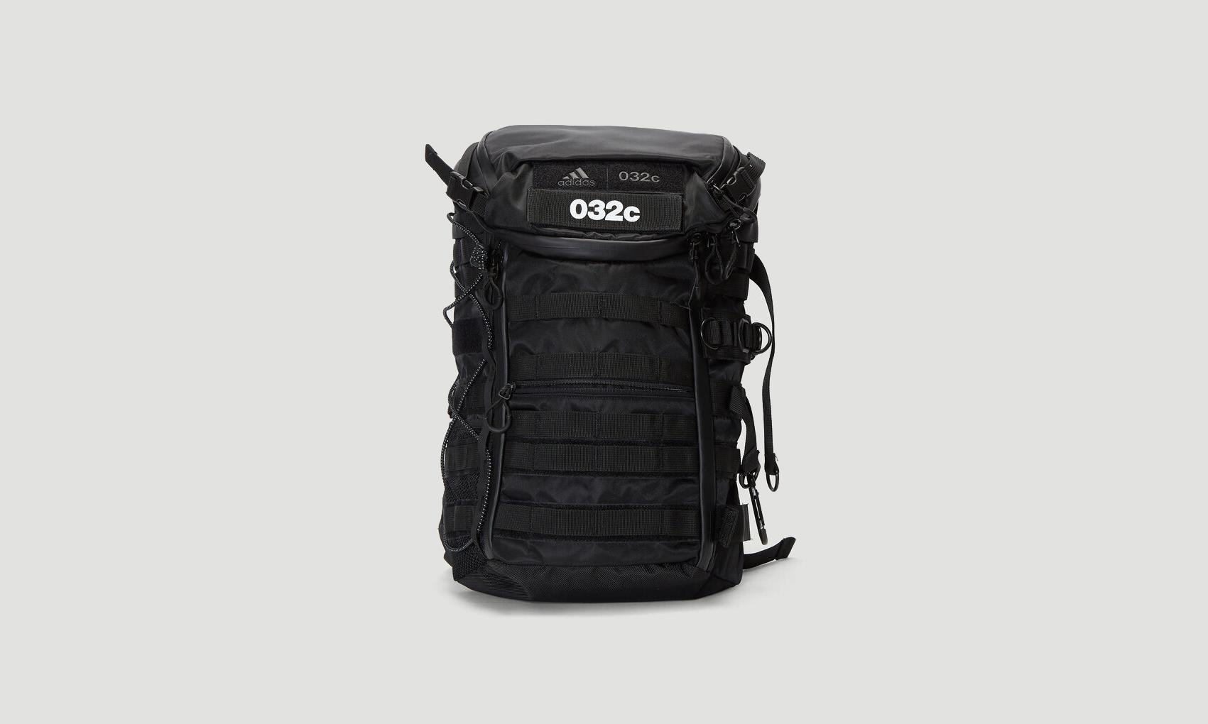 032c x adidas 联乘包袋系列正式上架