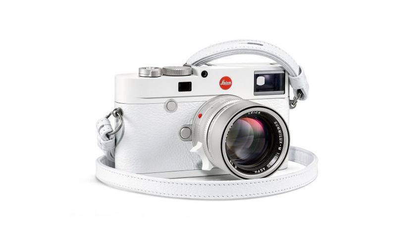 Leica M10 将推出白雪限定色