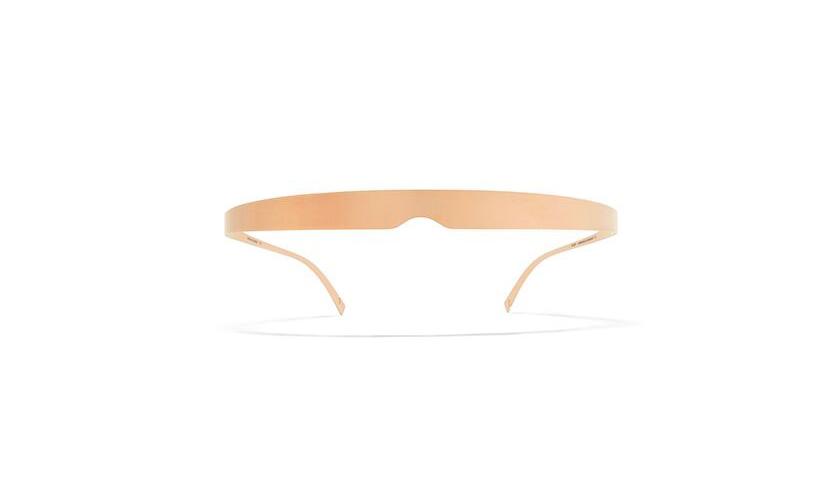 是发带、饰品,还是眼镜?MYKITA Studio 发售创意新品