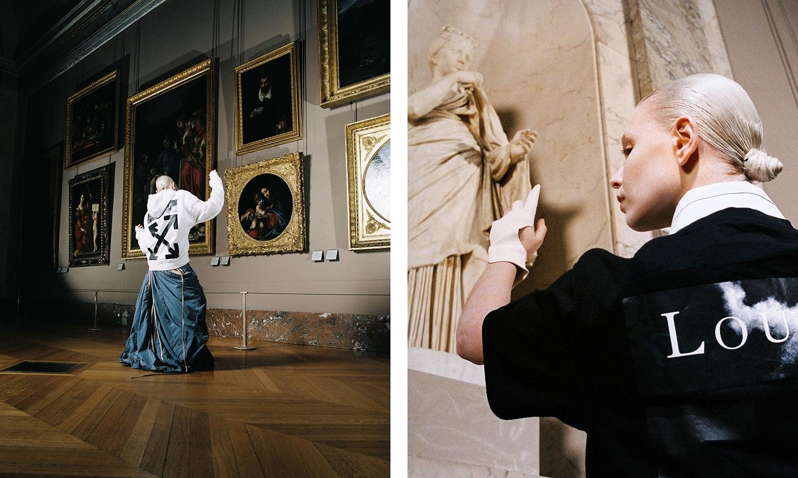 卢浮宫与 Off-White™ 联合推出达芬奇主题限定系列