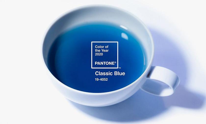 采用 2020 年代表色,Pantone x TEALEAVES 合作推出蓝色茶饮