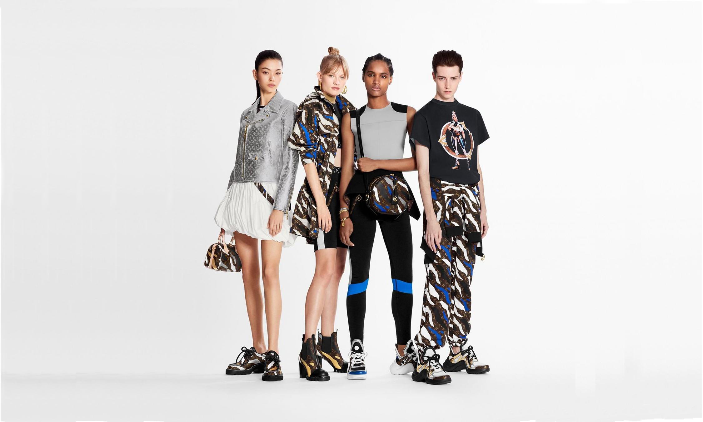 Louis Vuitton 发布《英雄联盟》主题系列 Lookbook