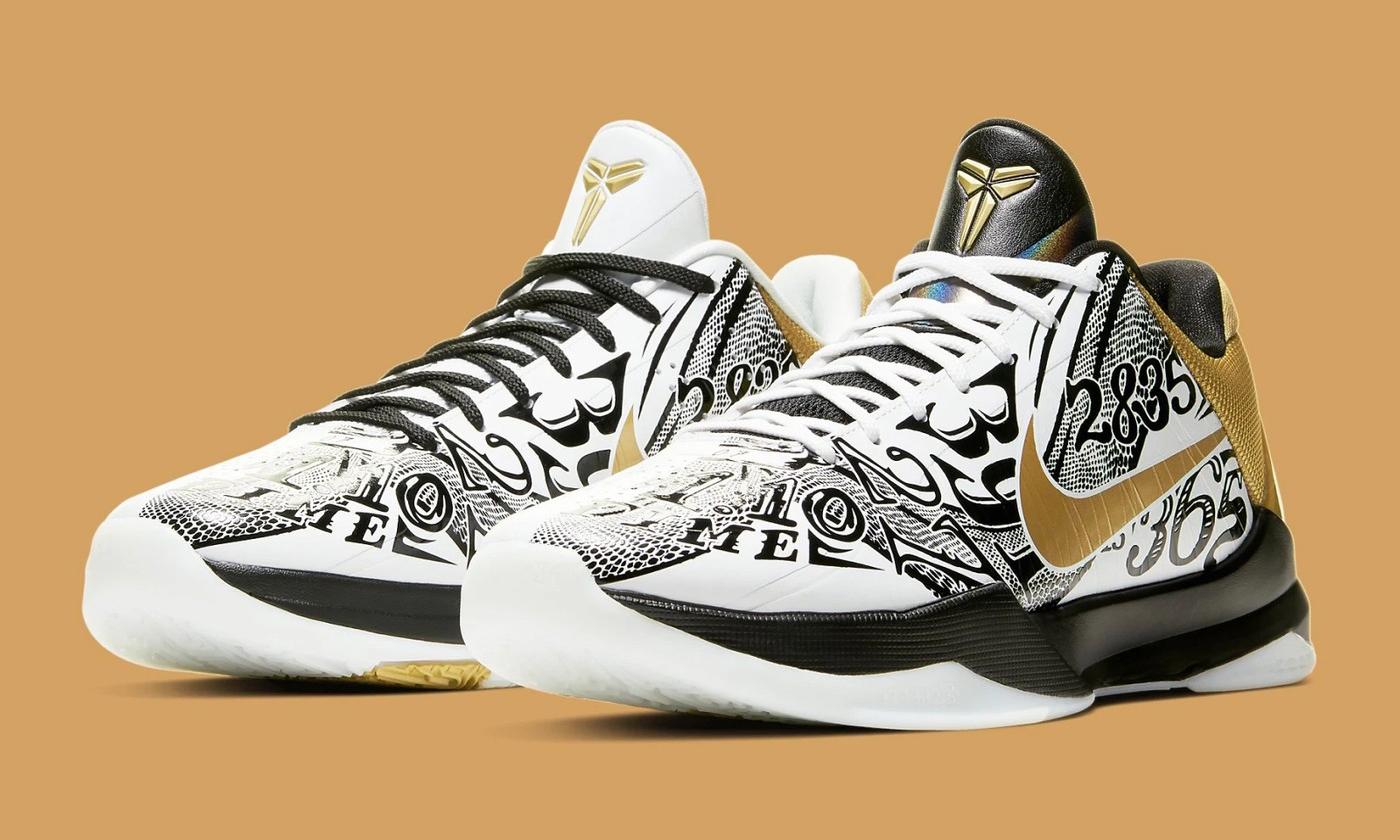 最佳纪念,Nike Zoom Kobe V Protro「Big Stage Parade」即将发售