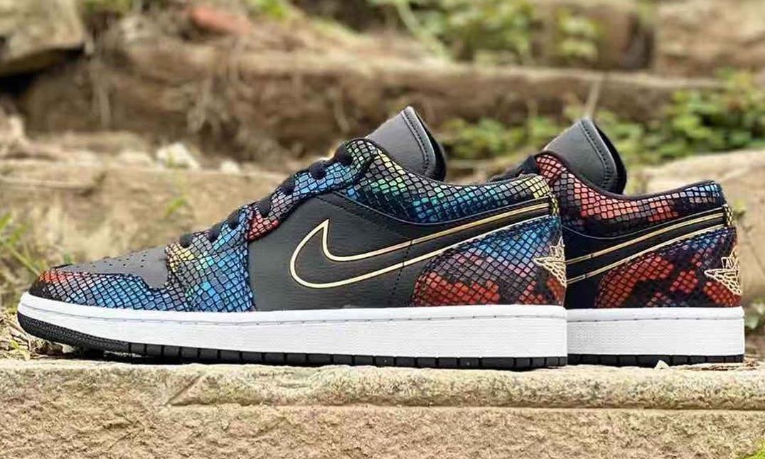 抢先预览 Nike 2020 年全新 BHM 黑人月配色球鞋设计