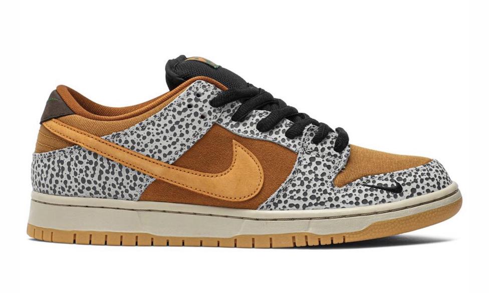 Nike SB Dunk Low「Safari」发售日期释出