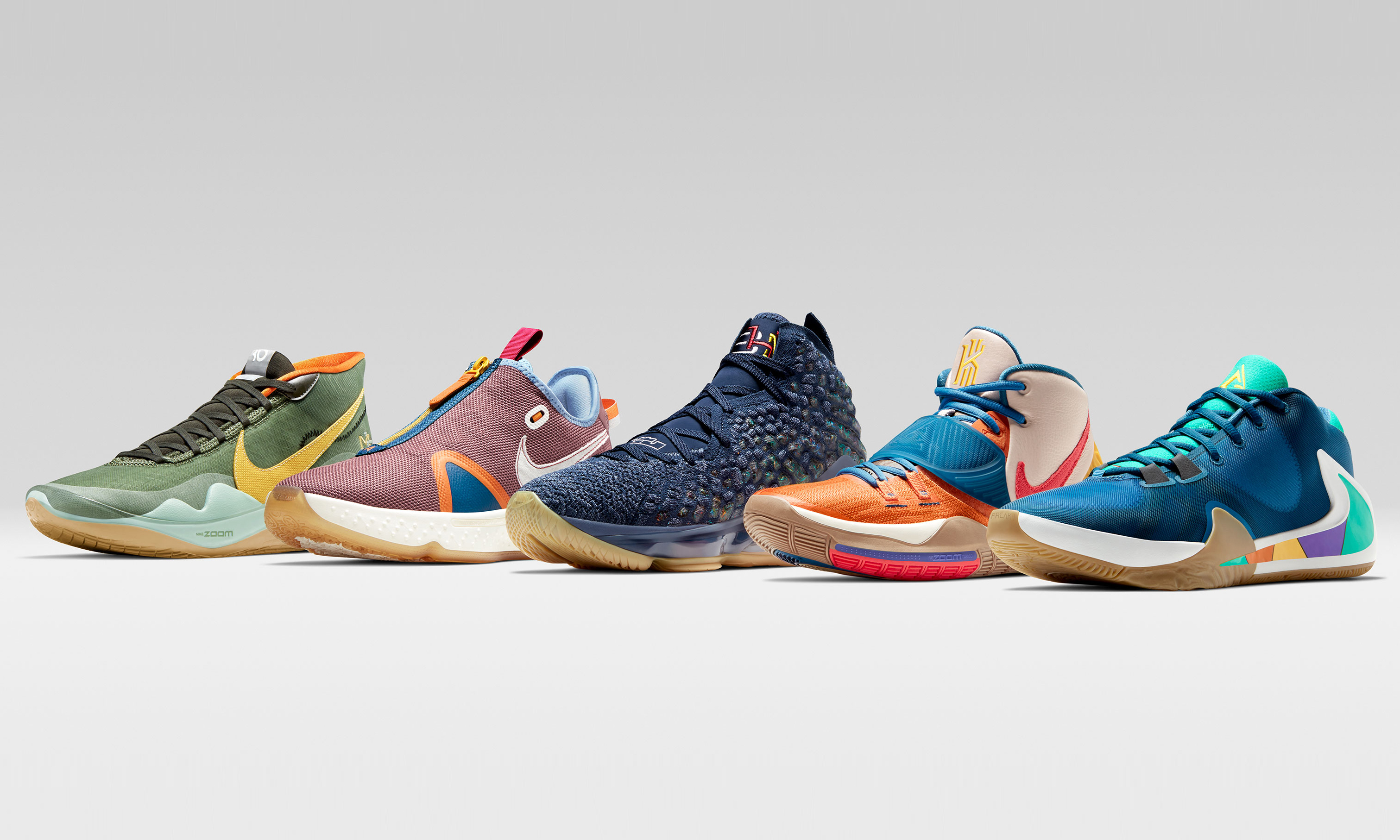 Nike Basketball「BHM」PE 系列预览