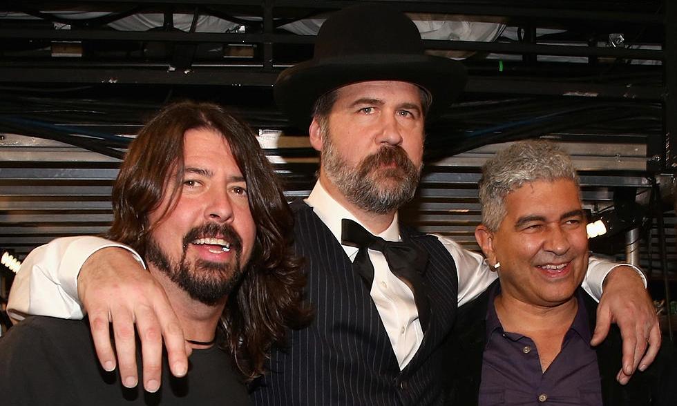 Nirvana 在世成员将重聚演出