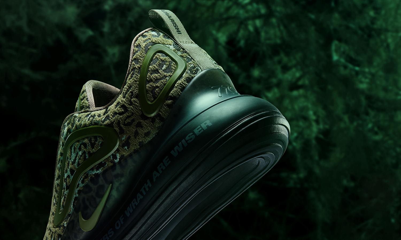 maharishi x Nike By You Air Max 720 即将正式登场