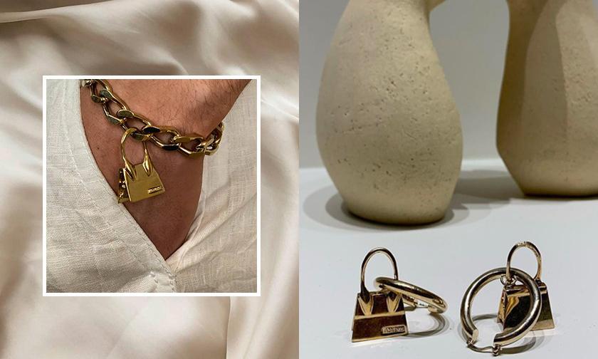 以经典的 It Bag 为灵感,Jacquemus 释出新款配饰系列