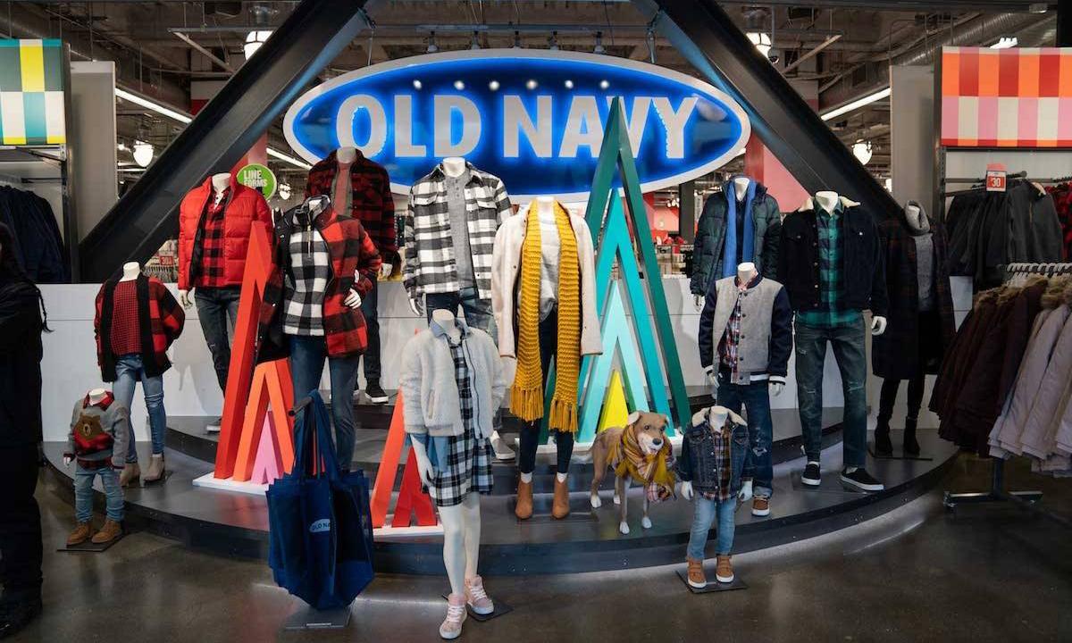 OLD NAVY 宣布将于 3 月正式退出中国市场