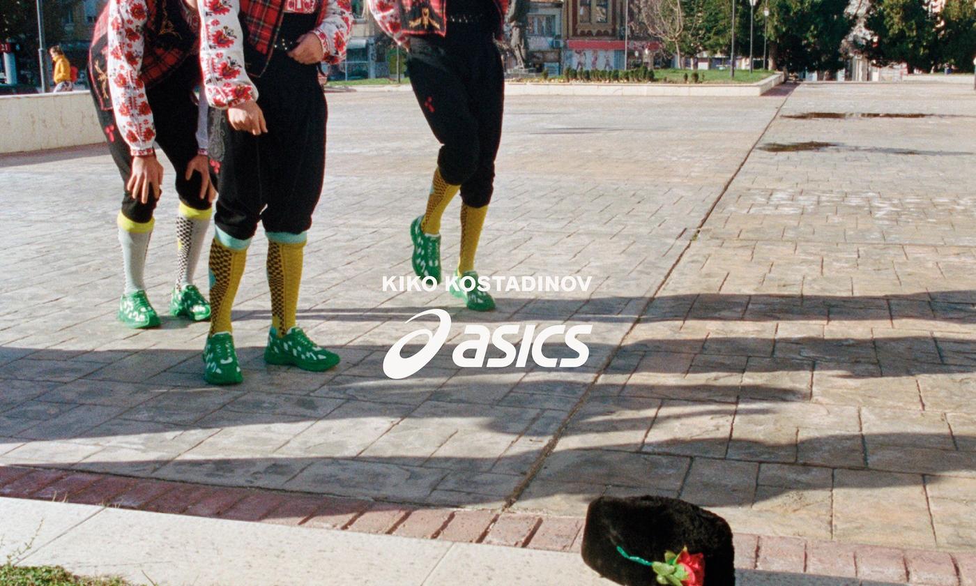 Kiko Kostadinov x ASICS GEL-Kiril 发售日期确定
