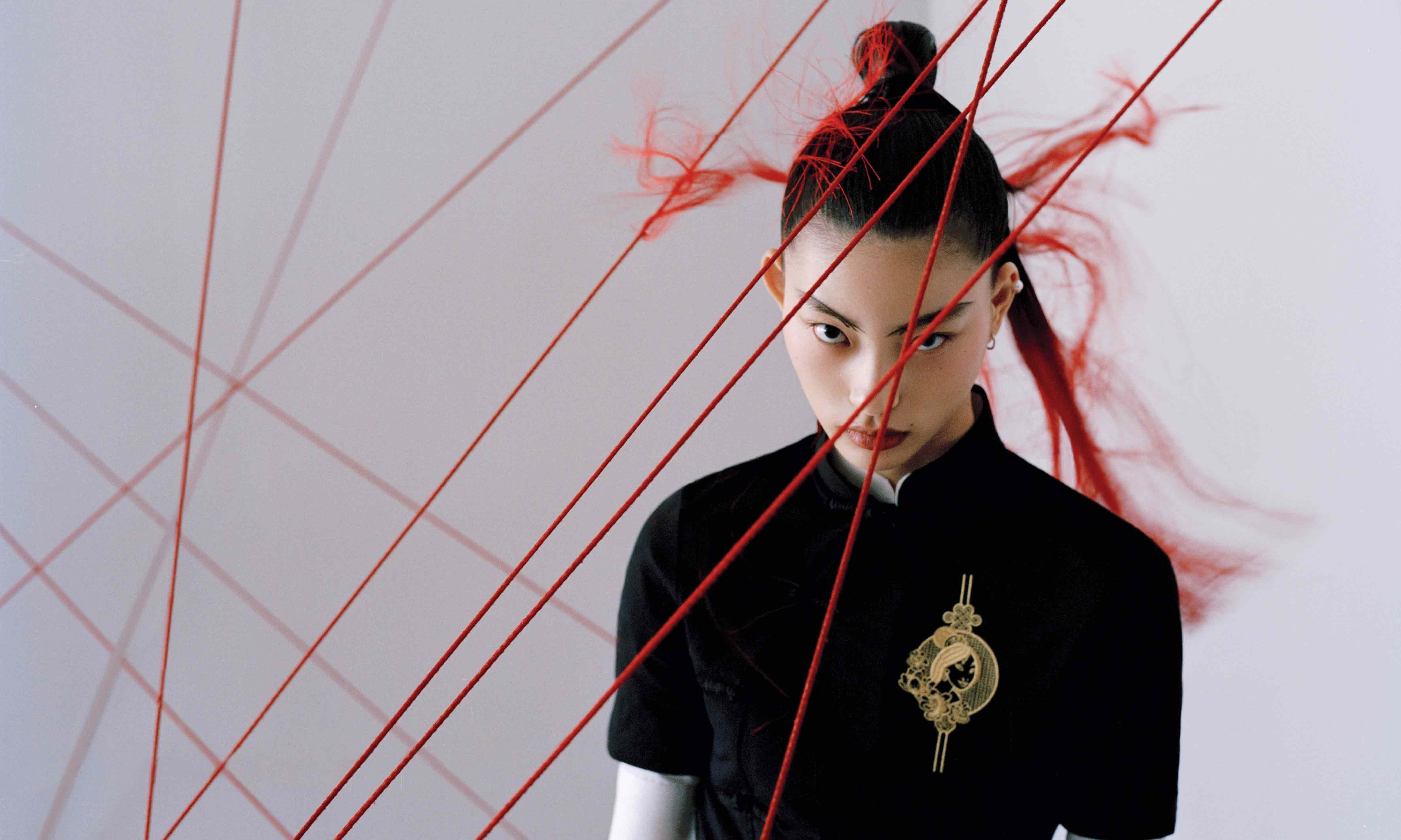 《花木兰》x 太平鸟合作系列明日发布