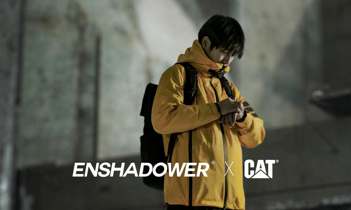 重启明日世界,ENSHADOWER x CAT 联名系列型录释出