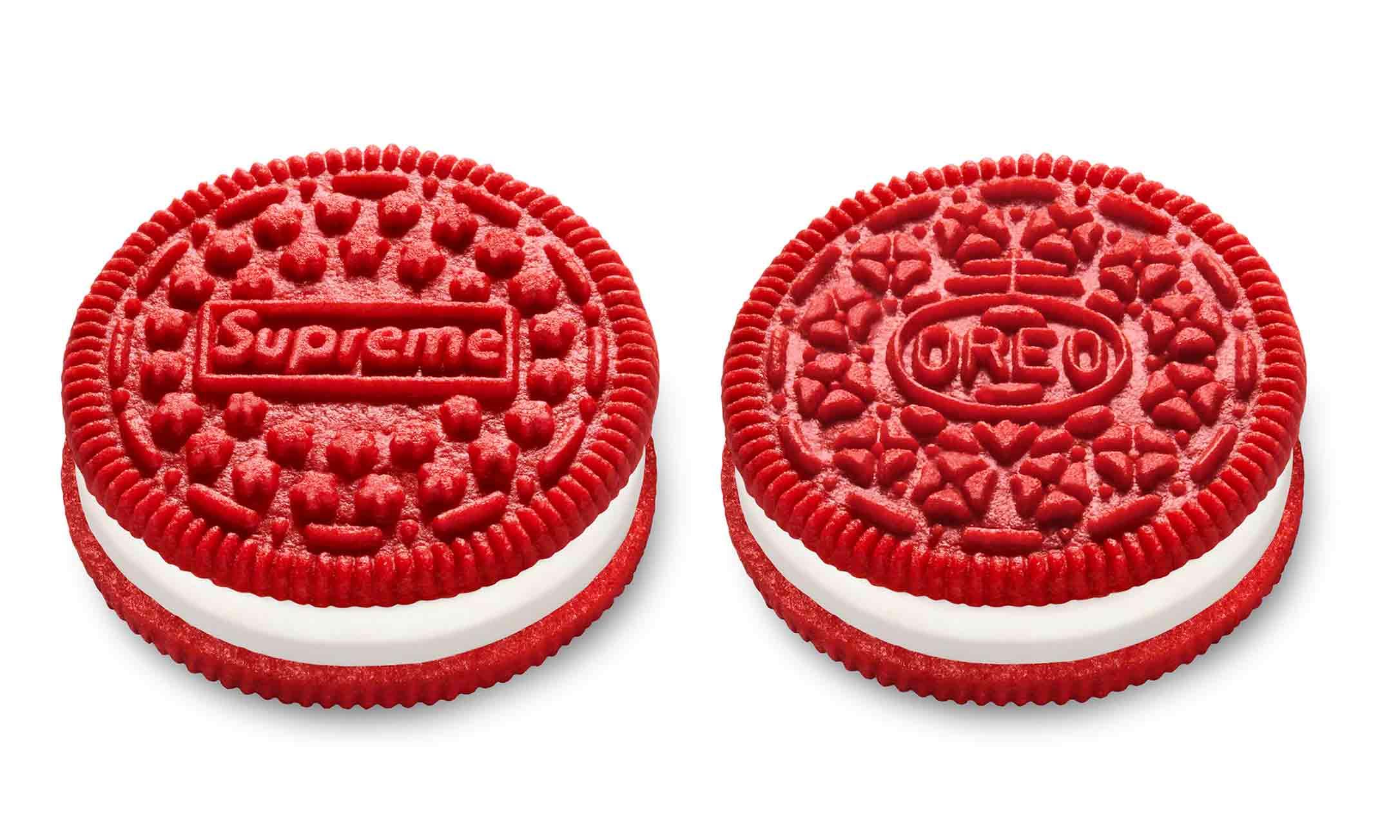 Supreme x 奥利奥饼干将于本周开售