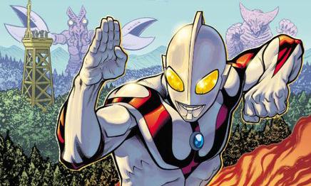 漫威打造的《奥特曼崛起》漫画封面首次公布