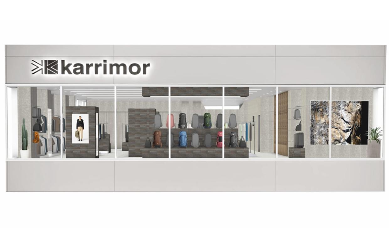 Karrimor 将在东京开设品牌首个旗舰店