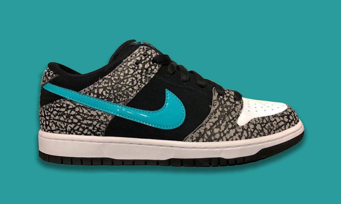 Nike SB Dunk Low 将推出经典「Elephant」配色