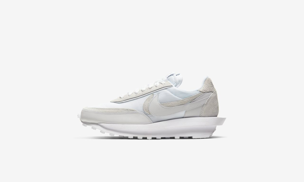 发售提醒:sacai x Nike LDWaffle 黑白双色正式上架国区 SNKRS