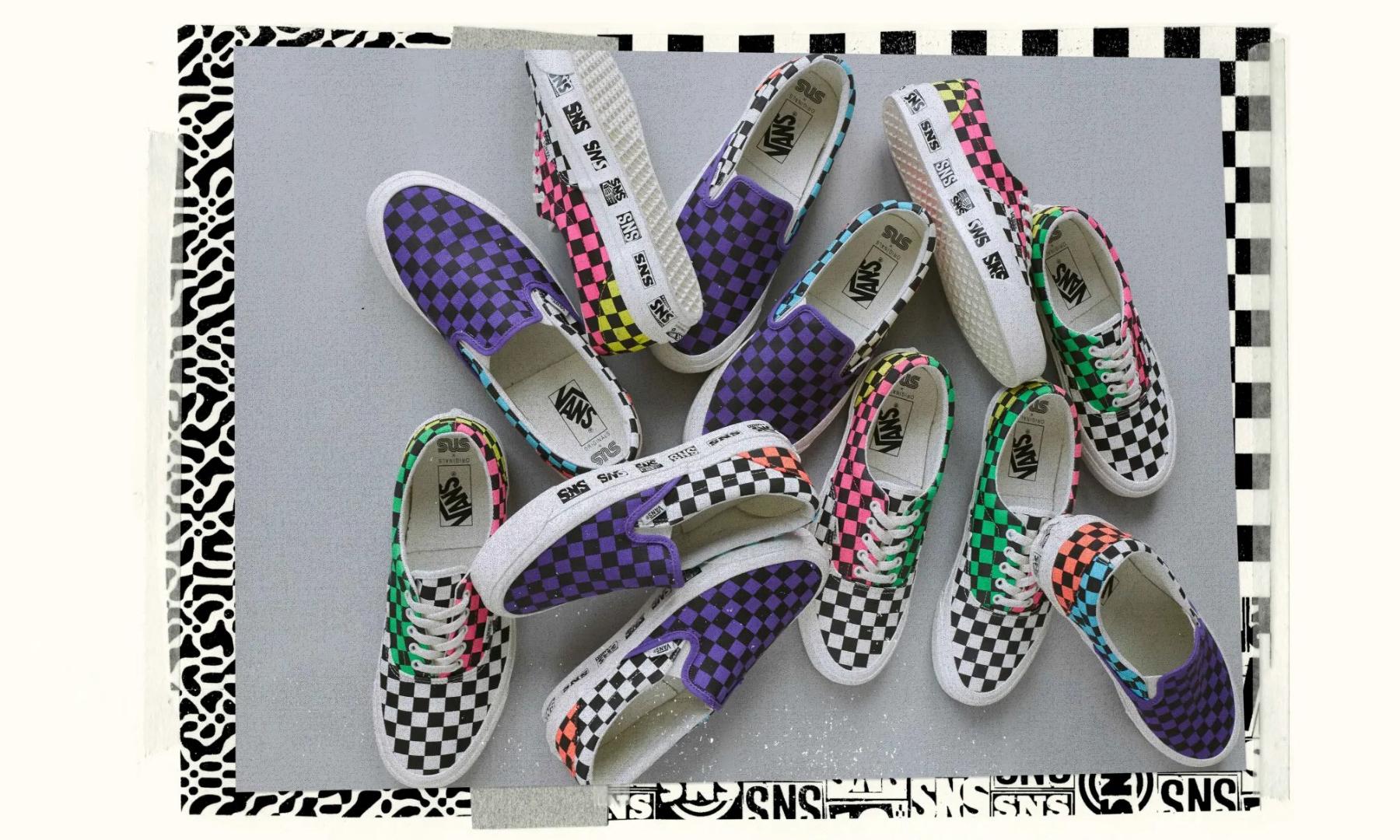 Sneakersnstuff x Vans Vault 周年纪念系列即将登场
