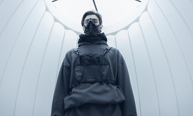 COMBACK x HARDMADE CYBER BREATHE 推出机能面罩套装