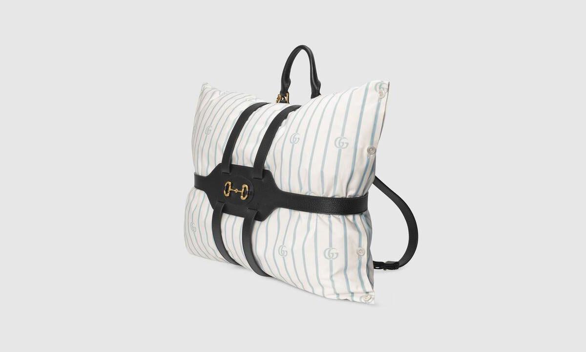 懒人必备,Gucci「枕头包」正式上架开售
