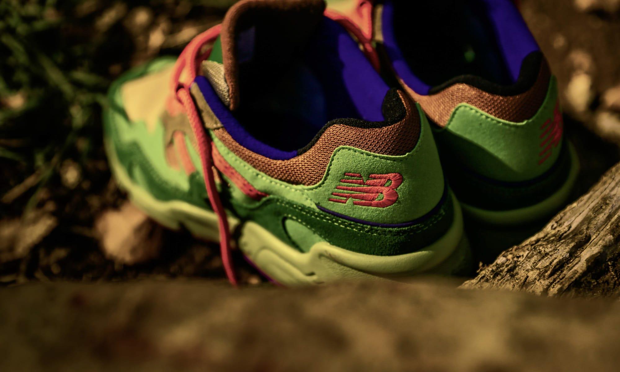 atmos 即将发布与 New Balance 全新联名 850 鞋款